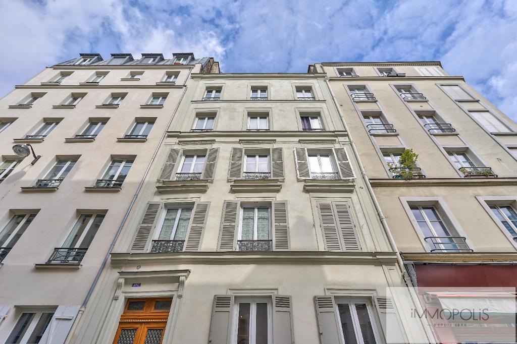 Vente Appartement de 2 pièces 35 m² - PARIS 75018   IMMOPOLIS RAMEY - AR photo5