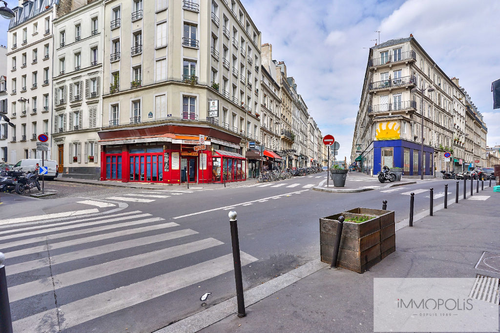 Vente Appartement de 2 pièces 35 m² - PARIS 75018 | IMMOPOLIS RAMEY - AR photo6