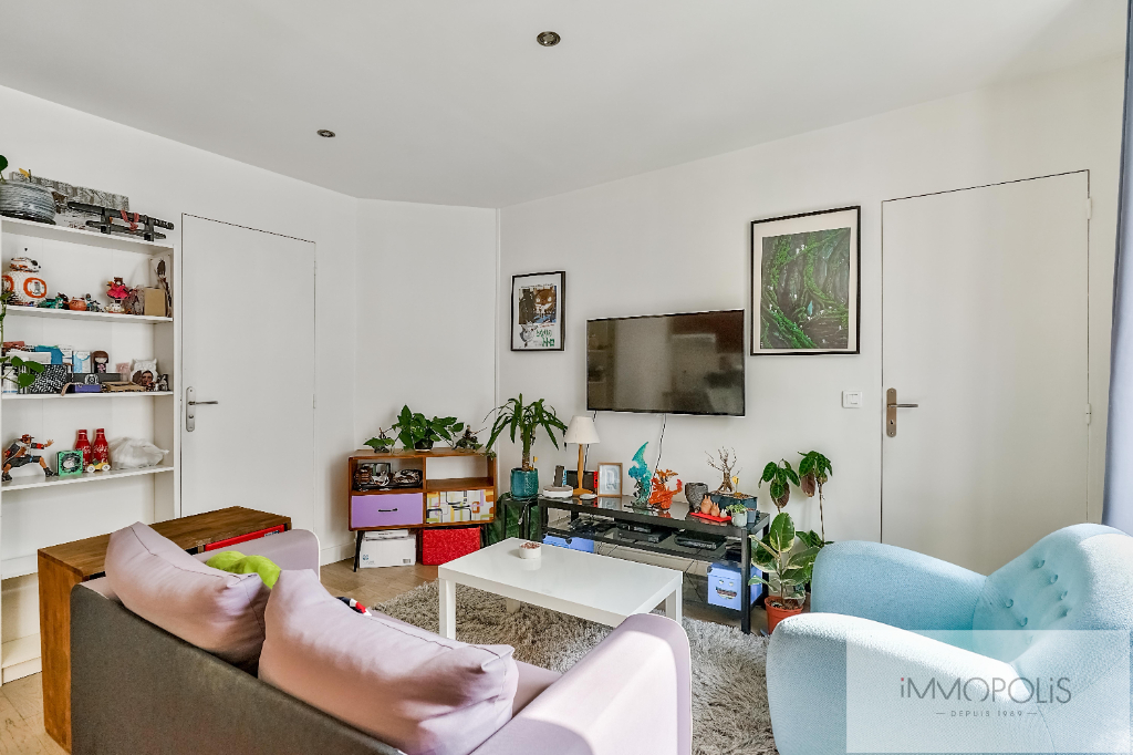 Vente Appartement de 2 pièces 35 m² - PARIS 75018   IMMOPOLIS RAMEY - AR photo7