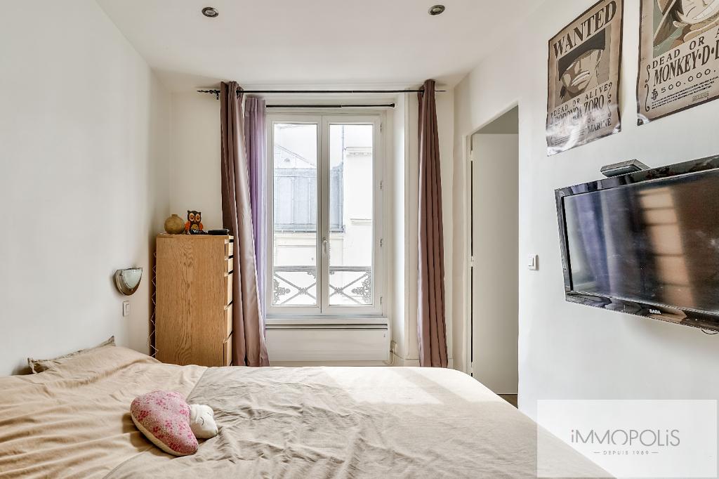 Vente Appartement de 2 pièces 35 m² - PARIS 75018   IMMOPOLIS RAMEY - AR photo11