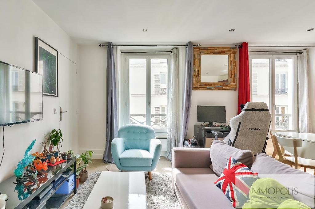 Vente Appartement de 2 pièces 35 m² - PARIS 75018   IMMOPOLIS RAMEY - AR photo12