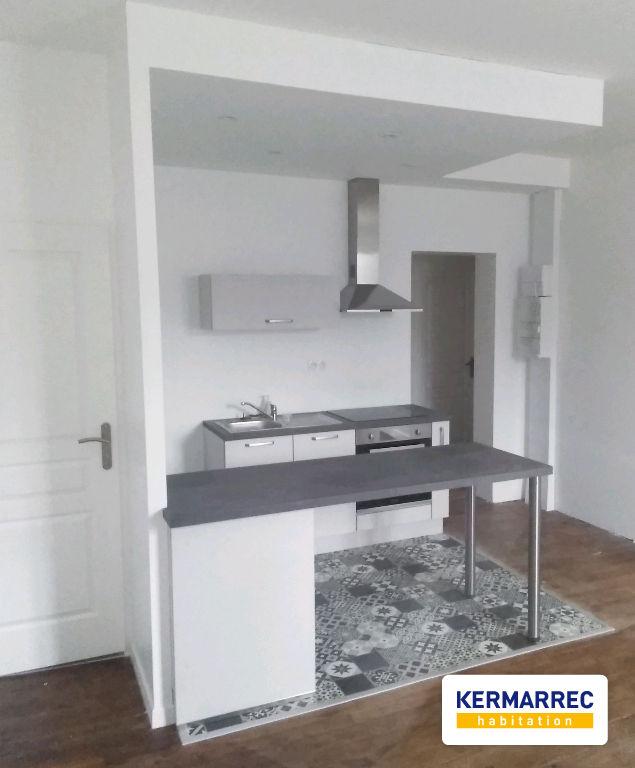 photo de A LOUER Appartement 3 pièces à VITRE - 500