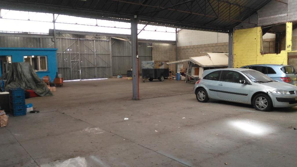 Entrepôt / local industriel Margny Les Compiegne  1404 m2  ( 6)
