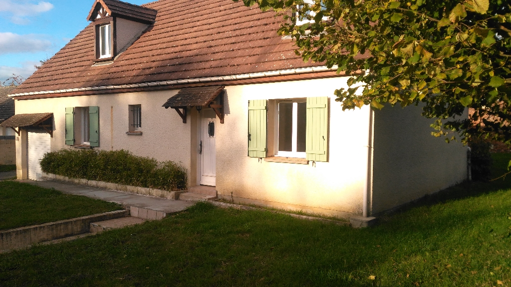 Maison Orvillers Sorel 120 m2  ( 6)