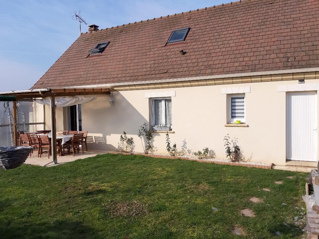 Maison 5 pièce(s) 95 m2 - Pimprez  ( 6)