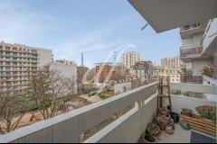 Appartement place d'alleray   le  parnassium 86m² Paris 15ème - Photo 4