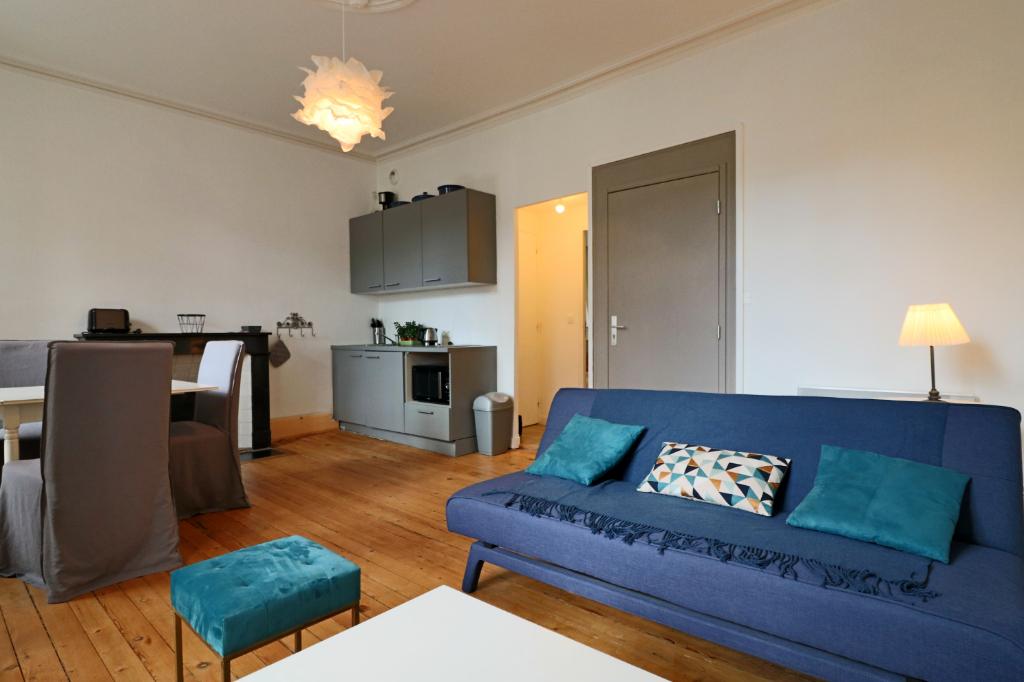 photo de Appartement saisonnier 400/semaine -  T2 Centre Ville