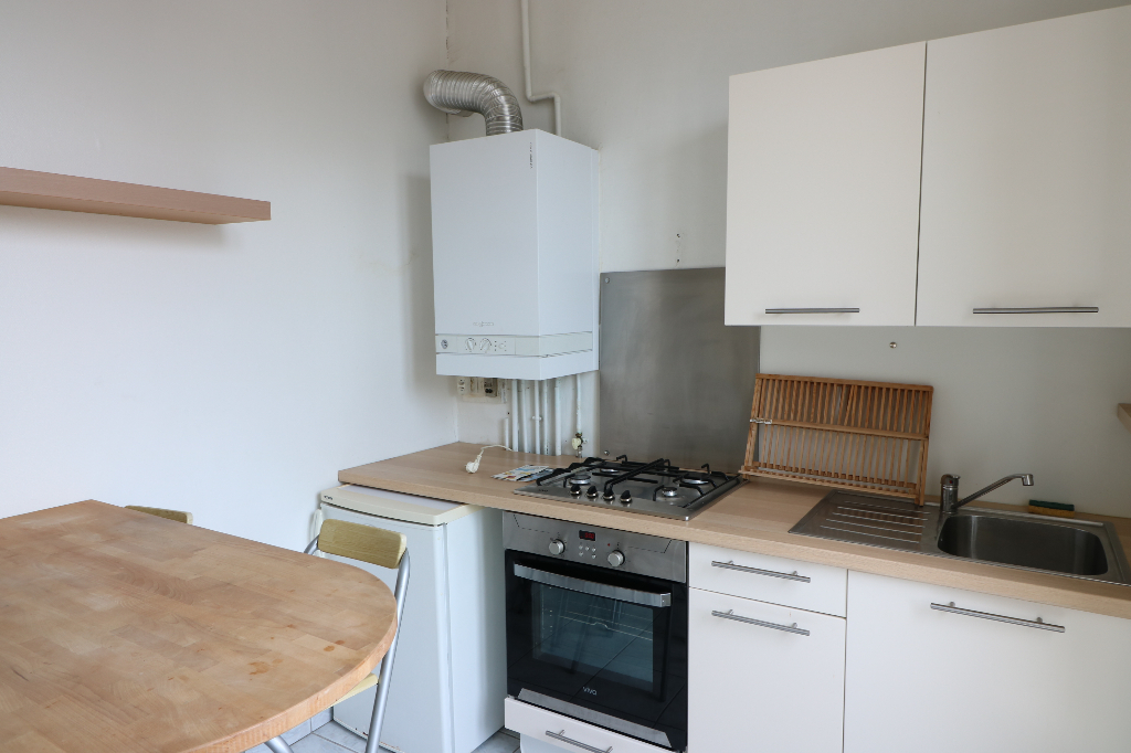 photo de Appartement Quimper 2 pièce(s) 45 m2