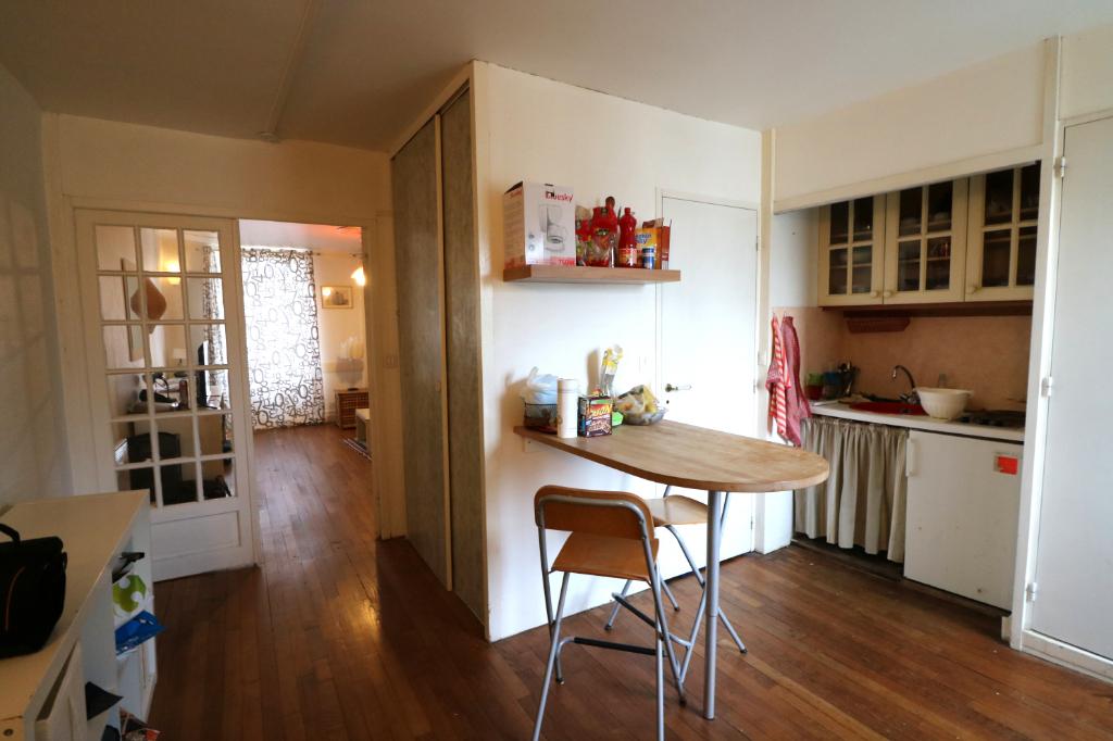 photo de Appartement Quimper 1 pièce(s)