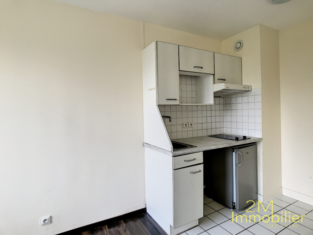 Rental apartment Dammarie les lys 440€ CC - Picture 3