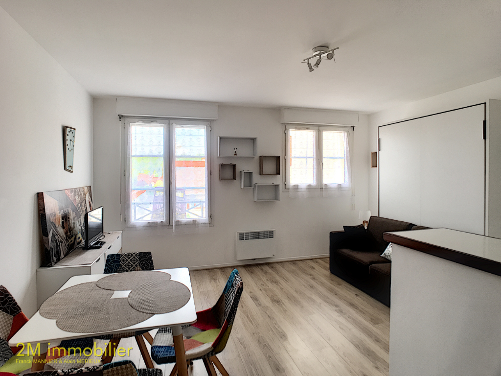 Rental apartment Melun 645€ CC - Picture 1