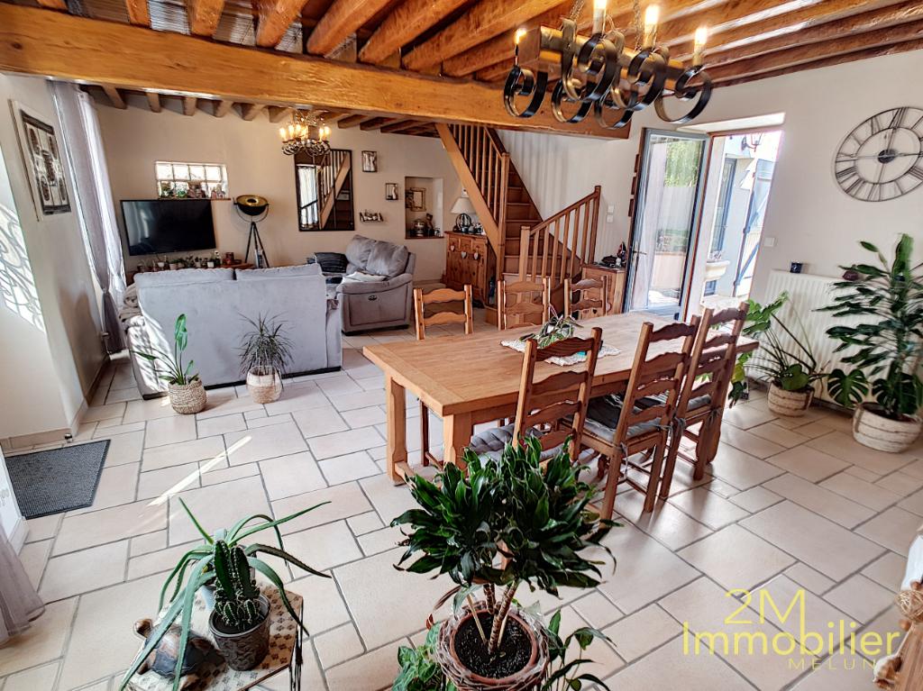 Sale house / villa Moisenay 349000€ - Picture 6