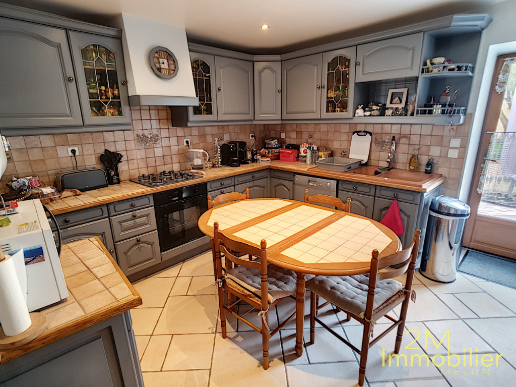Sale house / villa Moisenay 349000€ - Picture 7