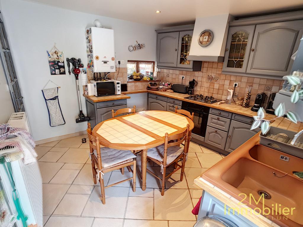 Sale house / villa Moisenay 349000€ - Picture 8