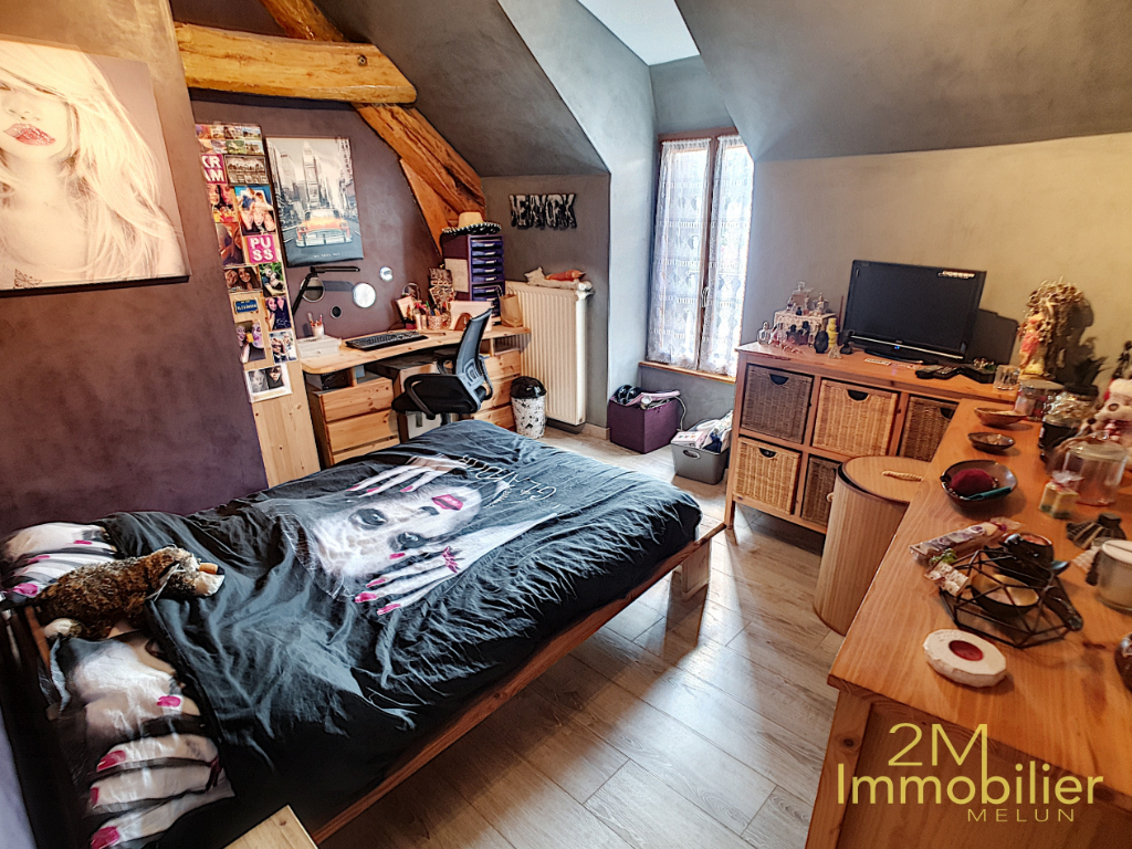Sale house / villa Moisenay 349000€ - Picture 9