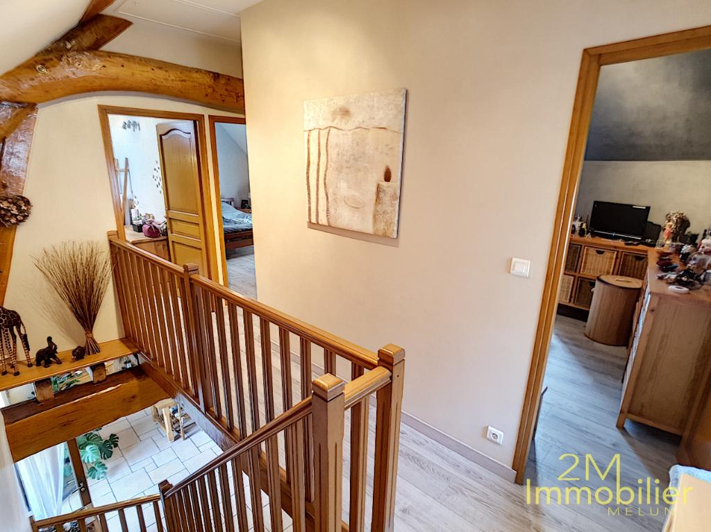 Sale house / villa Moisenay 349000€ - Picture 13