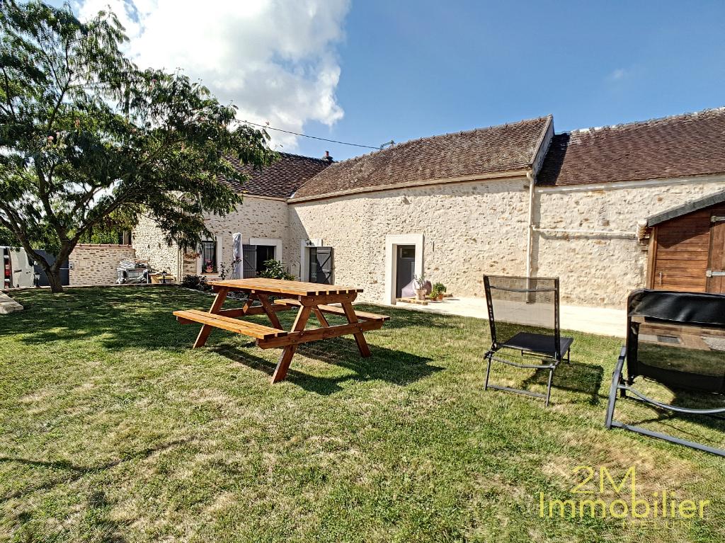 Sale house / villa Moisenay 349000€ - Picture 14