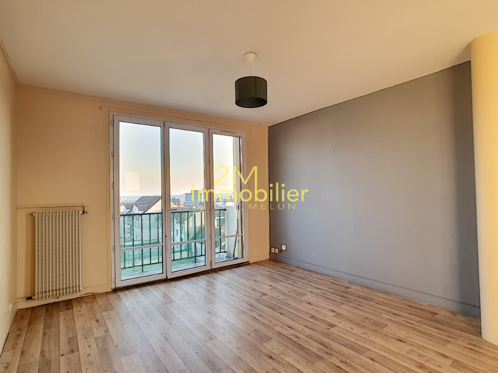 Sale apartment Melun 129 000€ - Picture 3