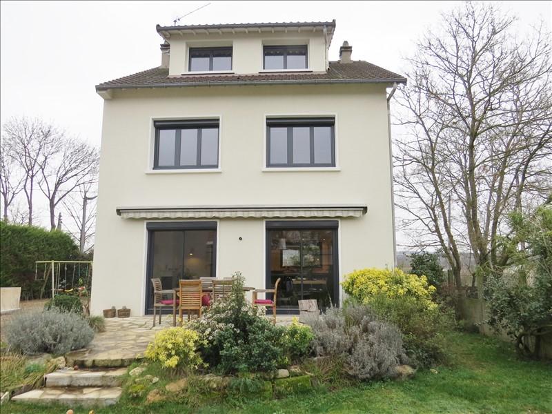 Maison MAISONS-LAFFITTE - 6 pièce(s) - 121.32 m2 / 134,73 m² au