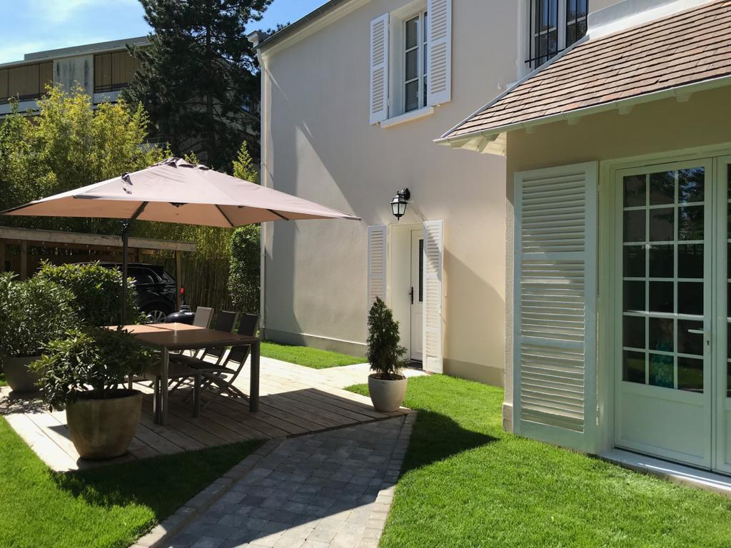 Sale house / villa Maisons laffitte 1 195 000€ - Picture 2