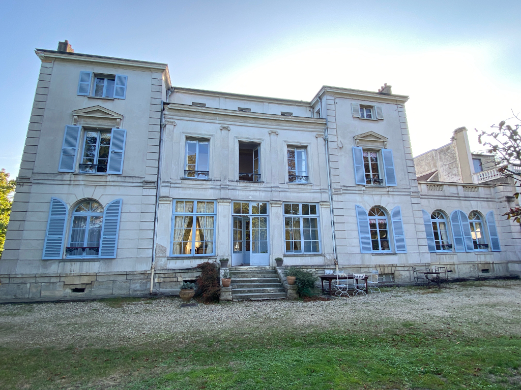 Sale apartment Maisons laffitte 1 240 000€ - Picture 1