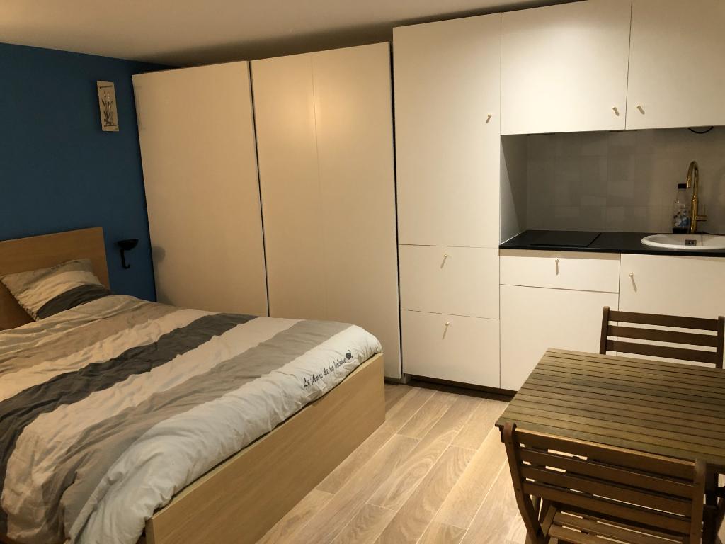 Rental apartment Maisons laffitte 650€ CC - Picture 1