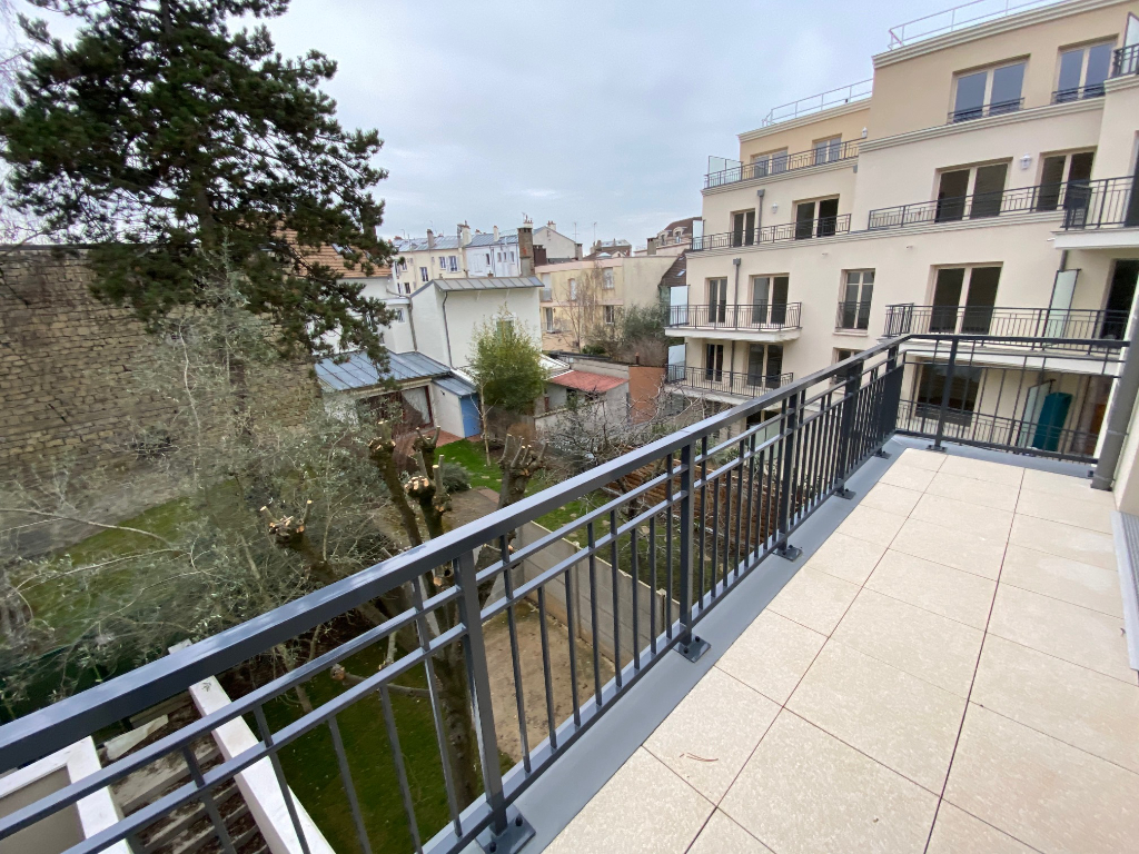 Rental apartment Maisons laffitte 3 100€ CC - Picture 7