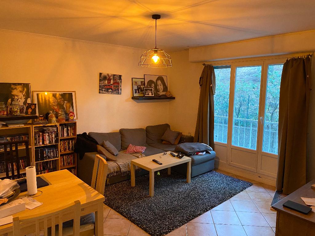 Vente appartement Marseille 13ème 100000€ - Photo 2