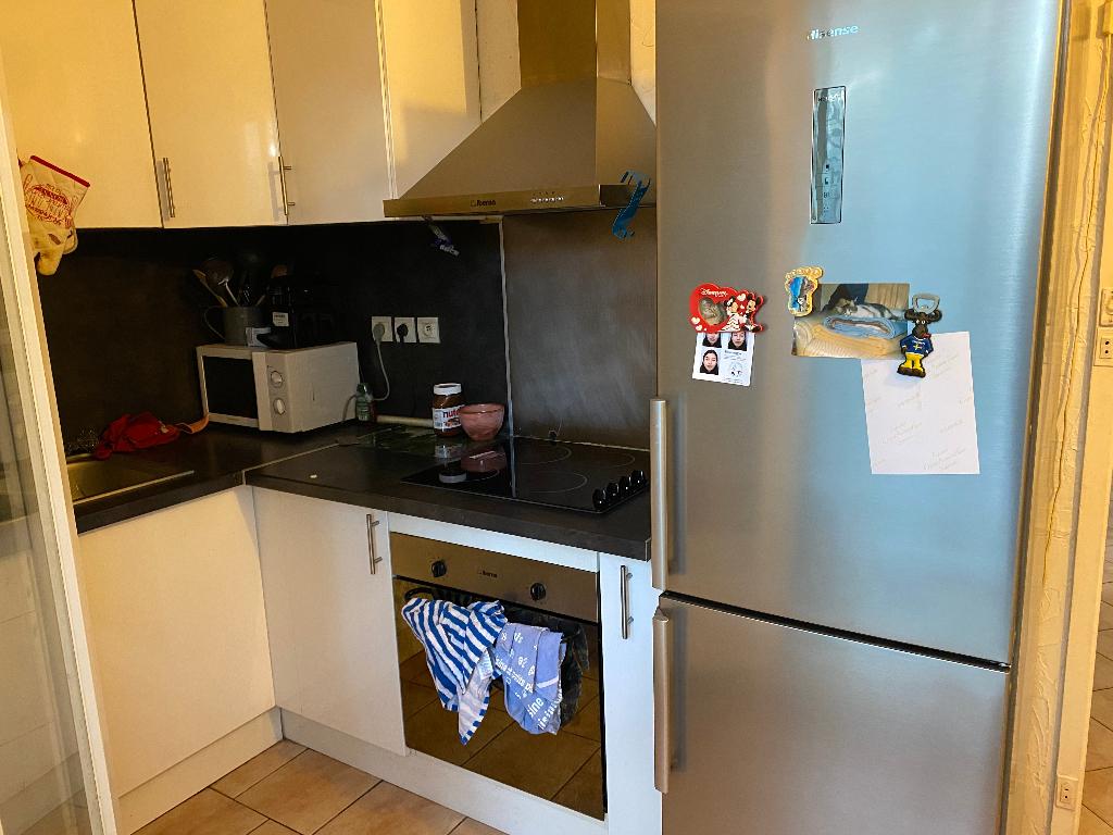 Vente appartement Marseille 13ème 100000€ - Photo 3