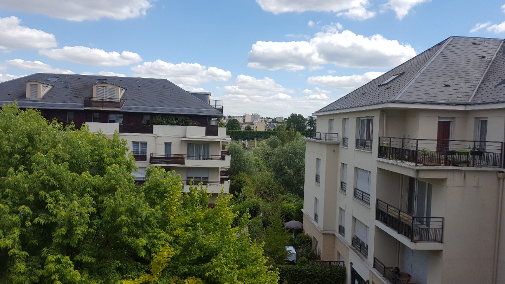 Rental apartment Carrieres sous poissy 1 045,66€ CC - Picture 6