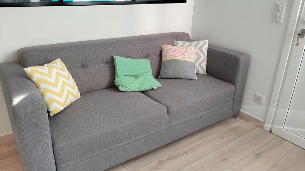 photo de Appartement Puteaux Style loft meublé haut de gamme