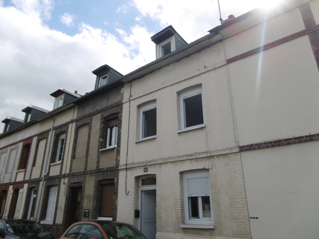 Agréable Maison de ville Sotteville-Les-Rouen