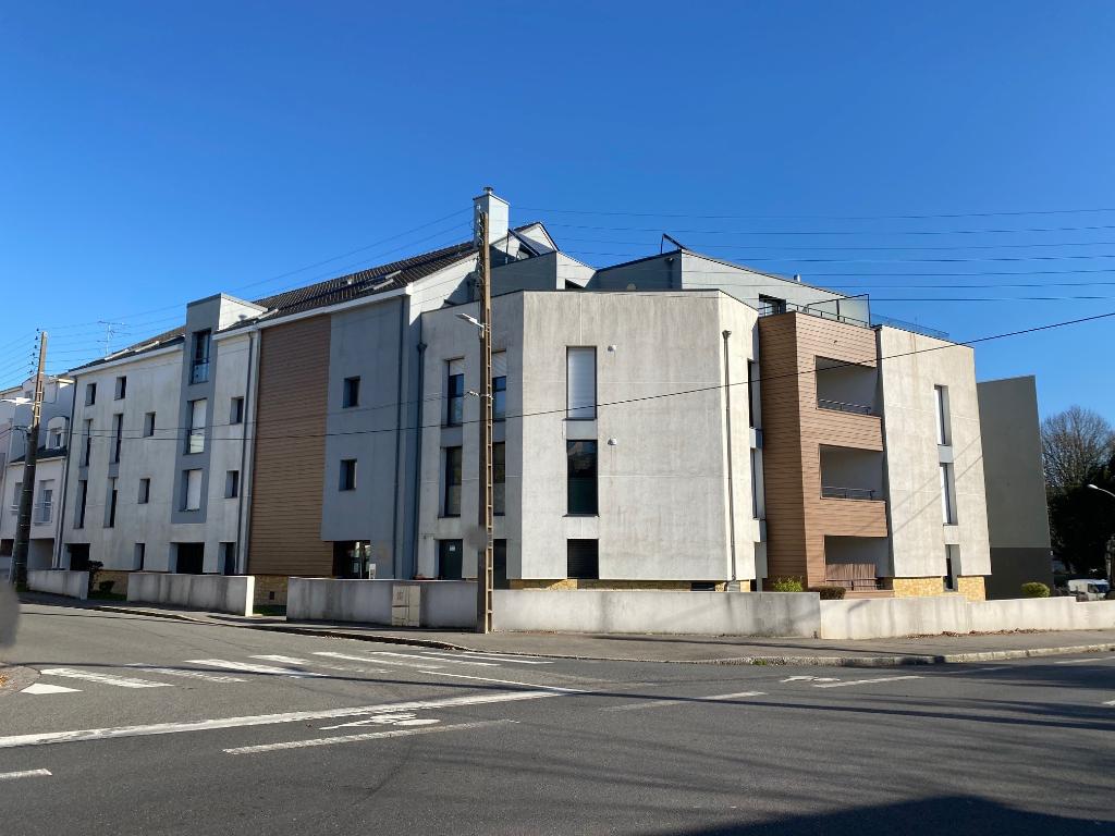 Venta  apartamento Nantes 192600€ - Fotografía 8