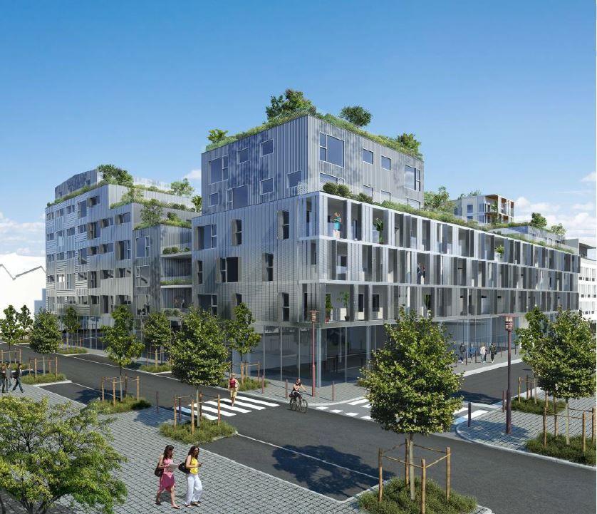 Venta  apartamento Nantes 329700€ - Fotografía 1