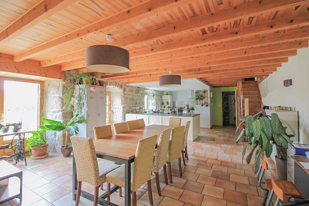 Sale house / villa La versanne 175725€ - Picture 5