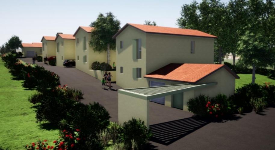 Vente maison / villa Montceaux 270000€ - Photo 1