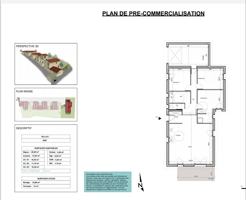 Vente maison / villa Montceaux 270000€ - Photo 3