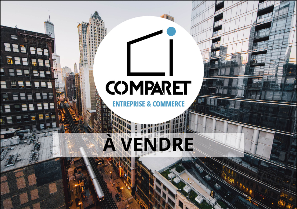 A vendre à Chambéry local commercial de 100 m2