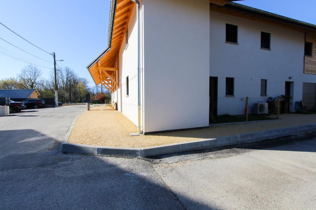Appartement neuf de type 3 - Prestations haut de gamme - 70 m² -