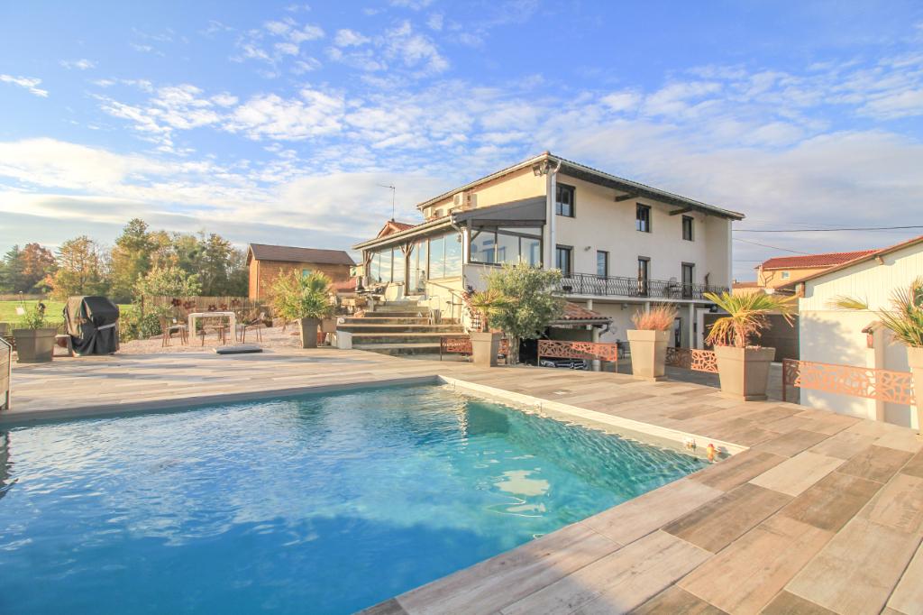 Sale house / villa Gleize 731500€ - Picture 1