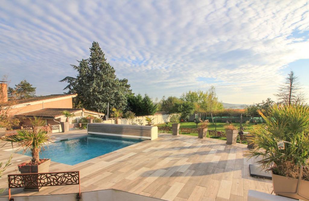 Sale house / villa Gleize 731500€ - Picture 2