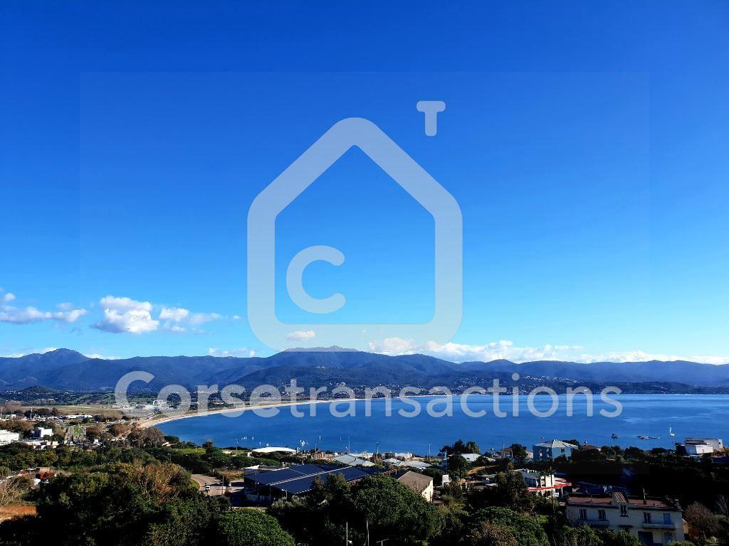 Agence immobilière Ajaccio CORSE TRANSACTIONS  Appartement T4  de standing