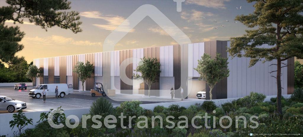Agence immobilière Ajaccio CORSE TRANSACTIONS  Dernière opportunité Locaux commerciaux 113 m2 Ajaccio