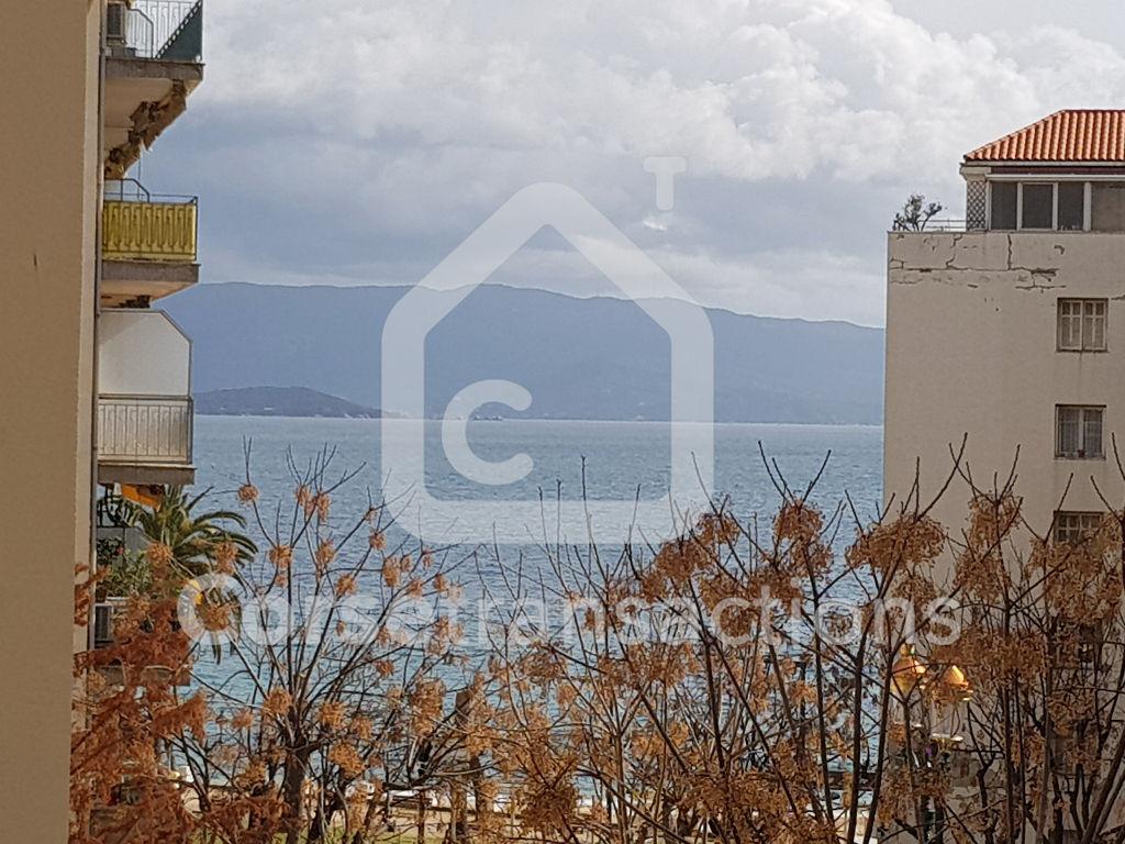 Agence immobilière Ajaccio CORSE TRANSACTIONS  Maison T5 Albert 1er 154 m2 avec dépendance