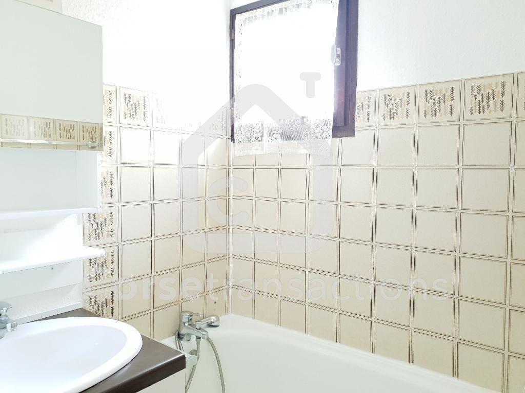 Agence immobilière Ajaccio CORSE TRANSACTIONS  Appartement T2 35 m2 vue mer Porticcio