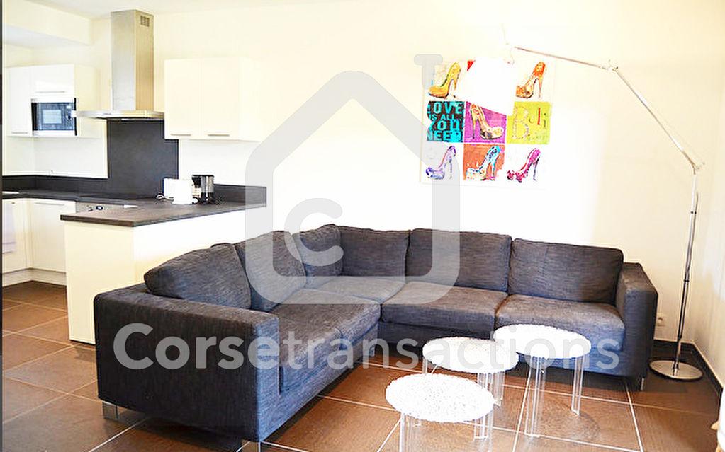 Agence immobilière Ajaccio CORSE TRANSACTIONS  Appartement Sainte Lucie De Porto Vecchio 3 pièce(s) 77 m2