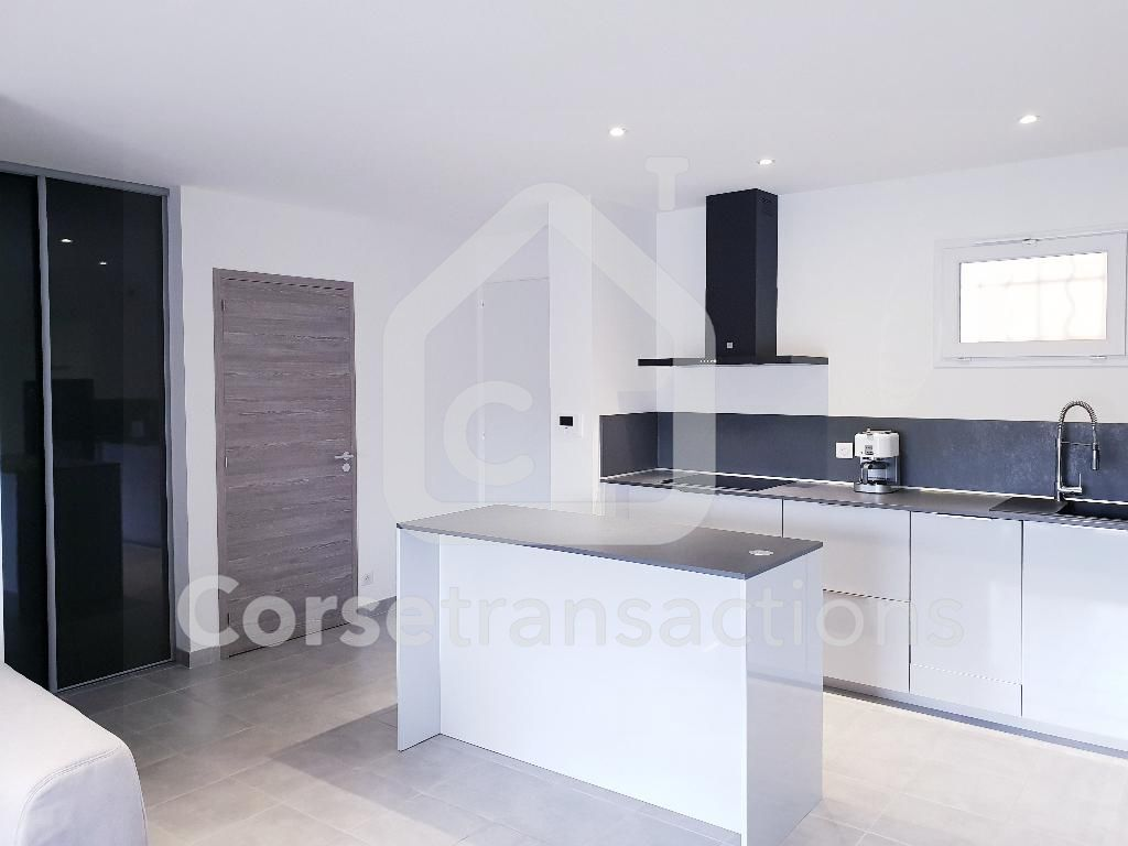 Agence immobilière Ajaccio CORSE TRANSACTIONS  Appartement T2 44 m2 entrée de ville AJACCIO