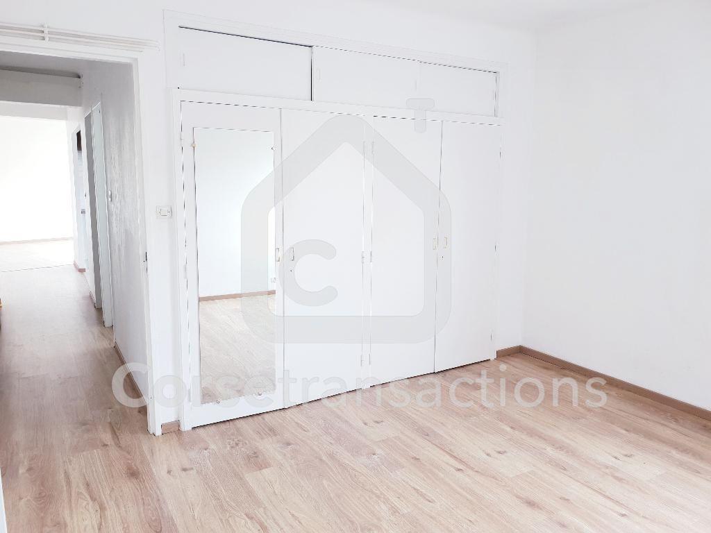 Agence immobilière Ajaccio CORSE TRANSACTIONS  T2 61 m2 entièrement refait à neuf secteur Loretto