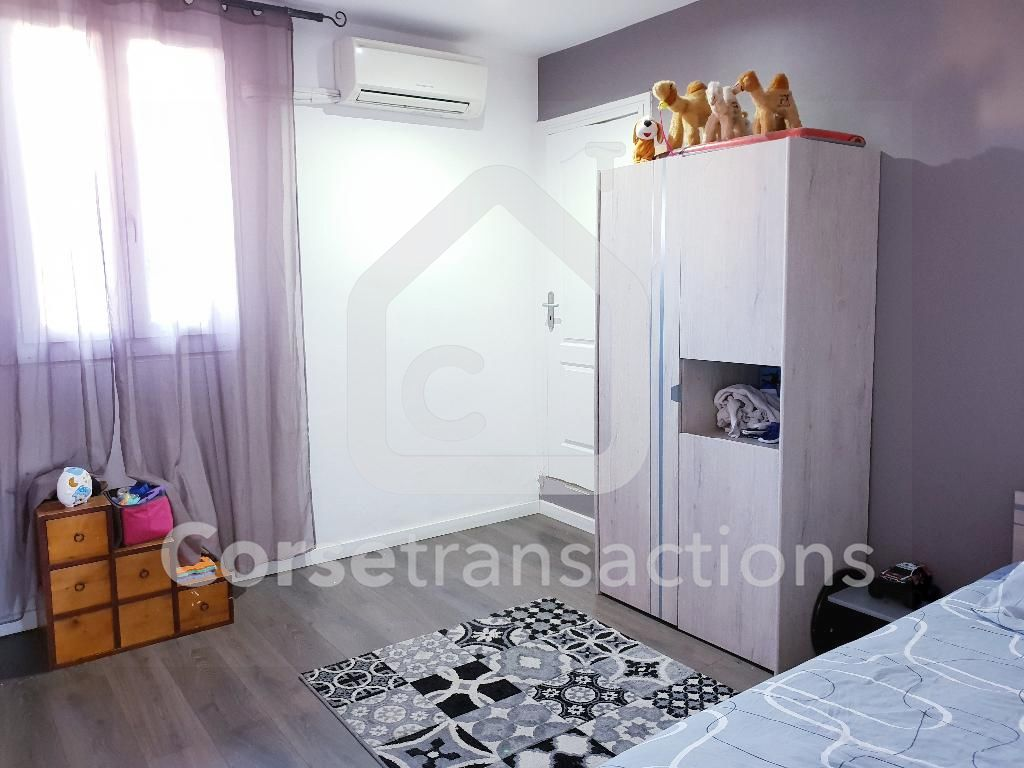 Agence immobilière Ajaccio CORSE TRANSACTIONS  Appartement 2/3 entièrement rénové