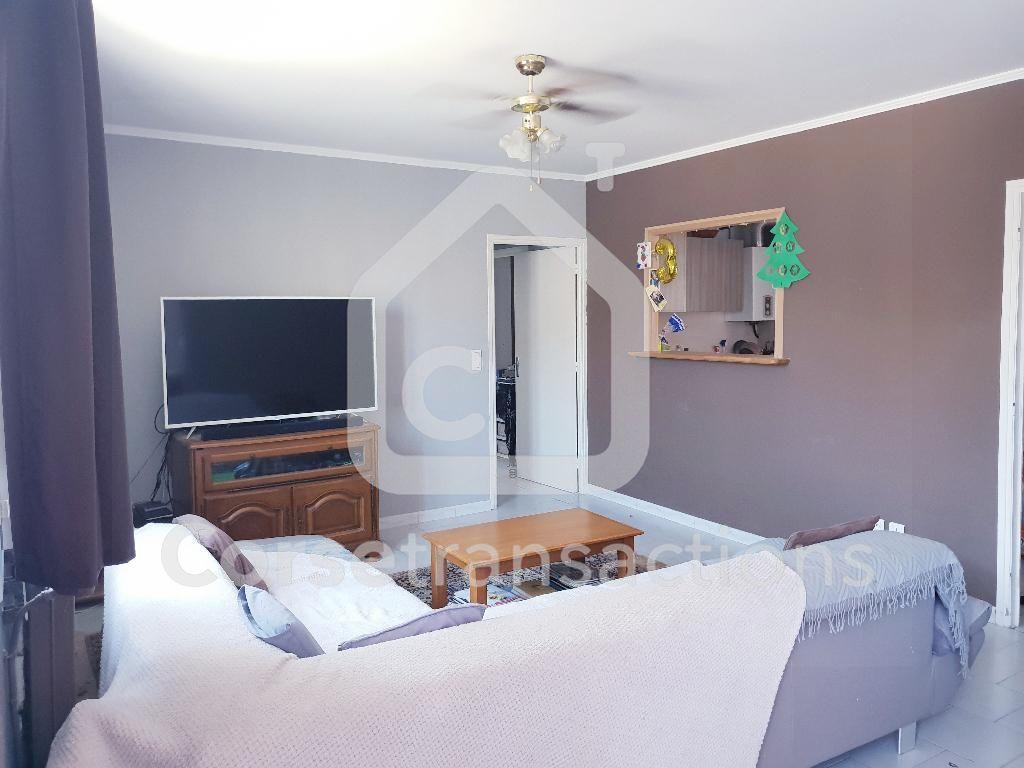 Agence immobilière Ajaccio CORSE TRANSACTIONS  Appartement T3 72 m2  AJACCIO